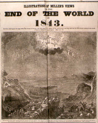 The End of the World in 1843