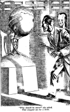 Alas All Thinking, Astounding, June 1935