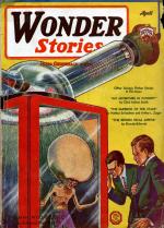 Cover, Wonder Stories, June 1931