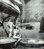 Dusk to Dawn, Wonder Stories, Nov. 1934