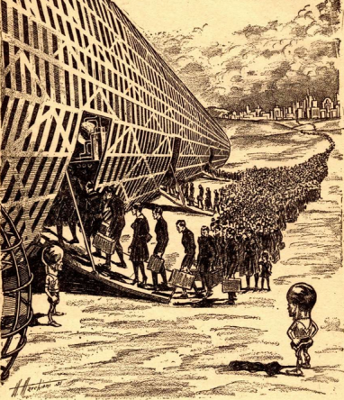 Worlds to Barter, Wonder Stories, 1931