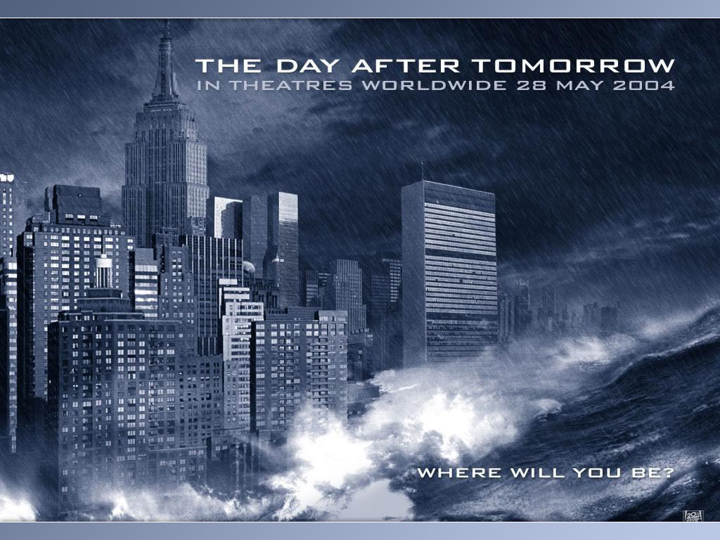 Day after Tomorrow Tidal Wave