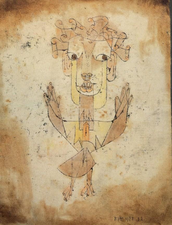 Klee, Angelus Lovus