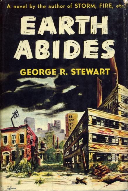 Stewart, Earth Abides (cover)