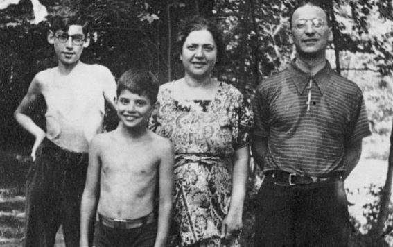 Ginsberg family
