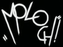 """Moloch!"" Screen grab from Fritz Lang, Metropolis."