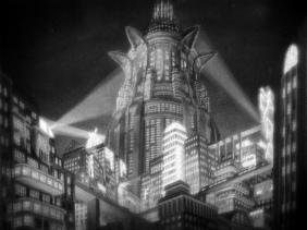 Screen grab from Fritz Lang, Metropolis